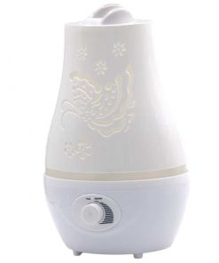 AT40 ultrasonic essential oil mist diffuser
