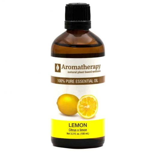 Aromatherapy Lemon Essential Oil 100ml