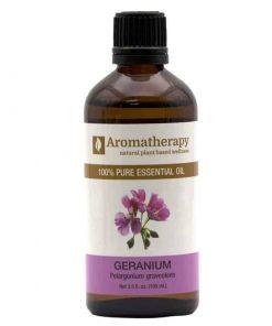 Aromatherapy Geranium Essential Oil 100ml