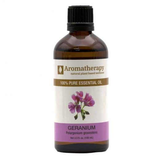 Aromatherapy Geranium Essential Oil 100ml