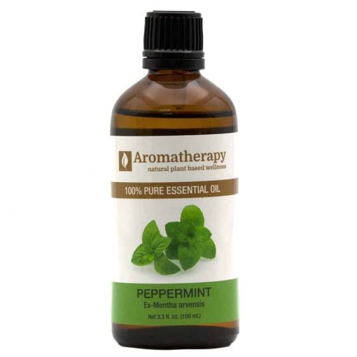Aromatherapy Peppermint Essential Oil 100ml