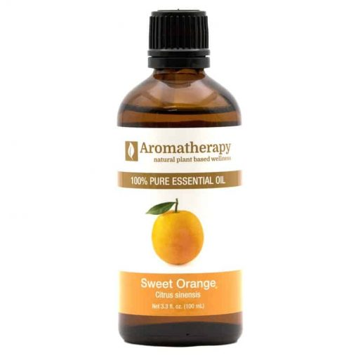 Aromatherapy Sweet Orange Essential Oil 100ml