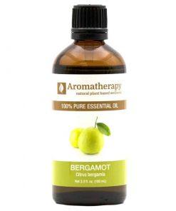 Aromatherapy Bergamot Essential Oil 100ml