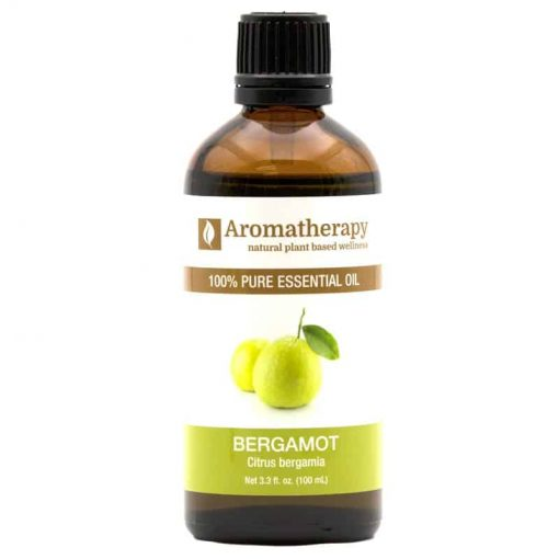 Aromatherapy Bergamot Essential Oil 100ml