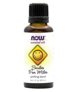 NOW Smile For Miles Oil Blend