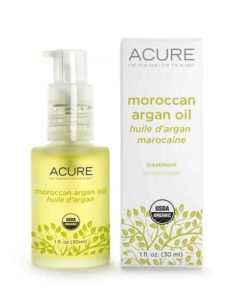 Acure Moroccan Argan Oil, 30ml