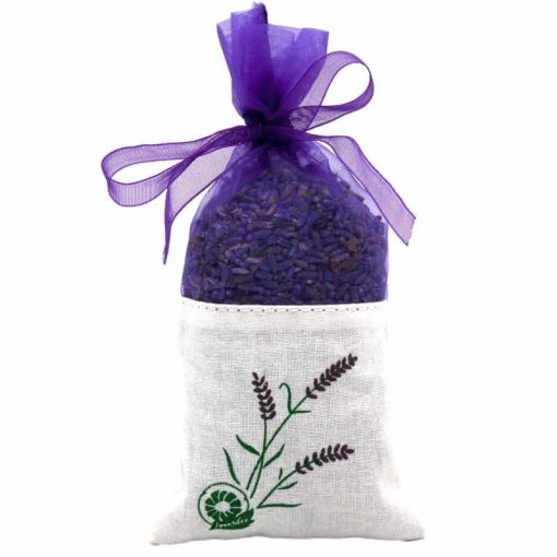 Aromatherapy Lavender Flower Sachet