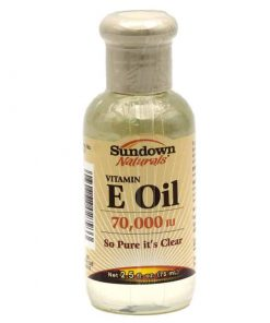 Sundown Naturals Vitamin E Oil, 75ml