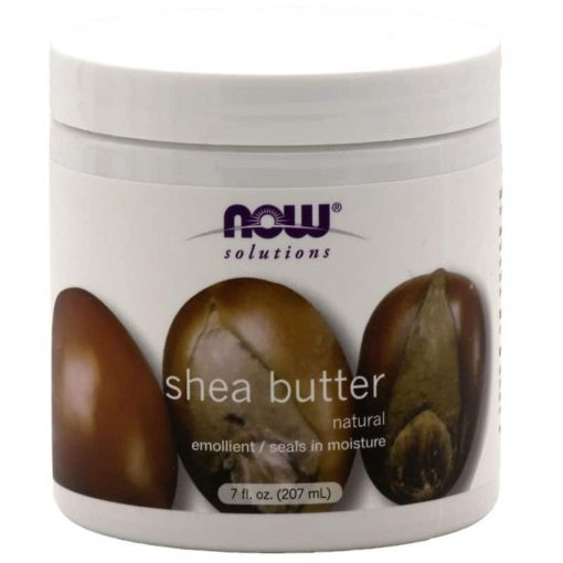 NOW Solutions Natural Shea Butter