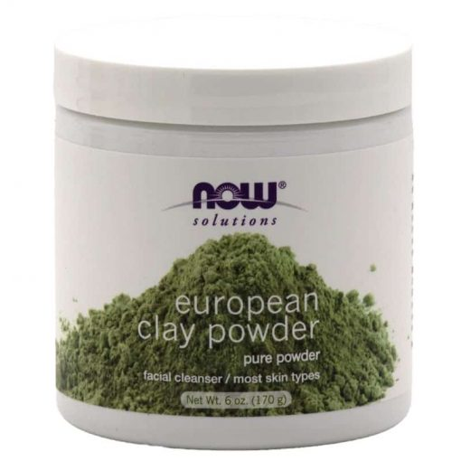 Now Pure European Clay Powder