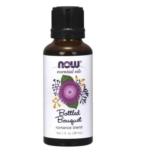 Now Bottled Bouquet Romance Essential Oil Blend