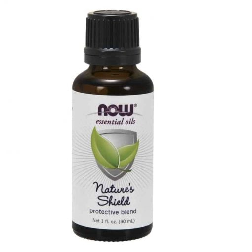 Now Nature's Shield Essential Oil Blend, Thieves Oil