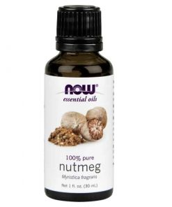 Now Nutmeg Essential Oil