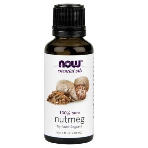 Now Nutmeg Essential Oil