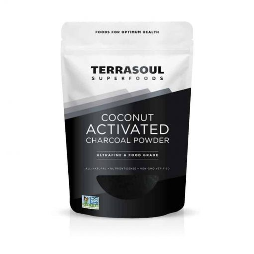 Terrasoul Activated Charcoal, Food Grade