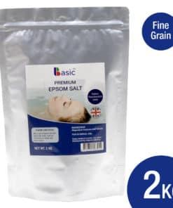 Basic Epsom Salt